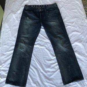 Anthropologie Earnest sewn men's jeans sz38
